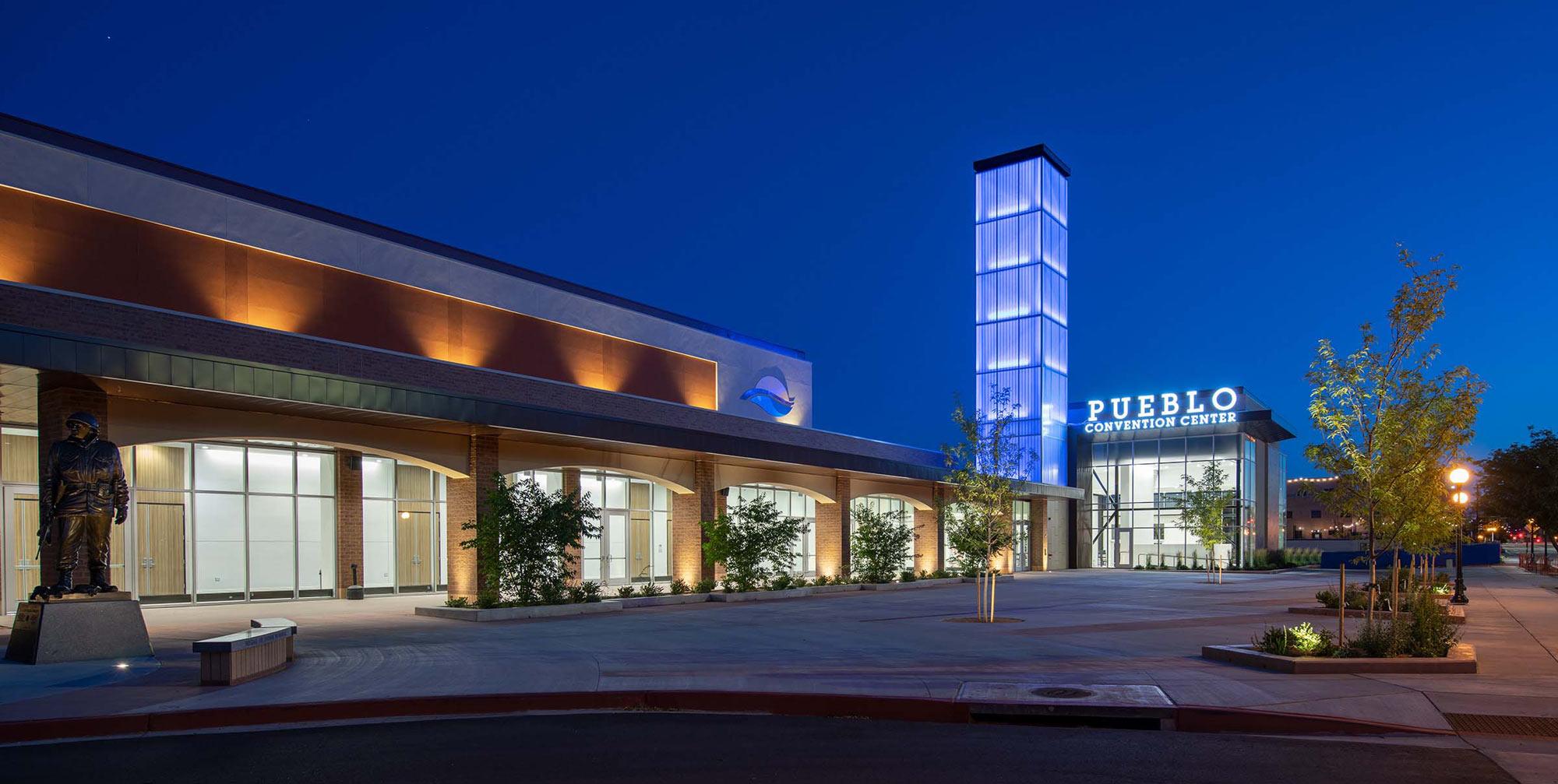 Glass Force - Pueblo Convention Center