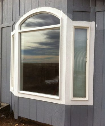 Angled Glass Window Services in Pueblo