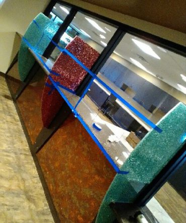 Glass Barrier Installation for Colorado Business