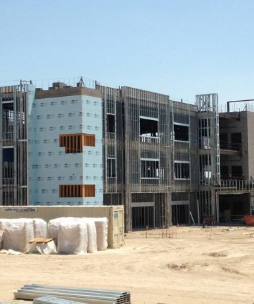 Commercial Glass Services in Progress by Glass Force in Pueblo
