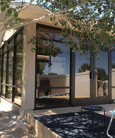 Residential Glass Services Project